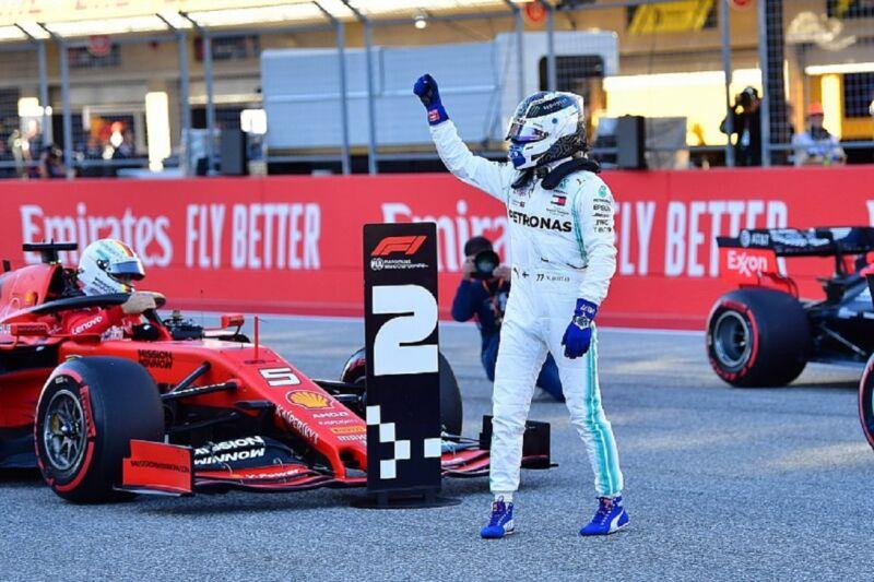 """Vettel: """"Sono stato conservativo nel primo giro del Q3"""""""