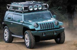 """Nuova """"Baby Jeep"""" in arrivo? Farà concorrenza alla Jimny?"""