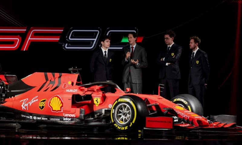 """""""La Ferrari ha perso il campionato quando abbiamo progettato l'auto"""""""