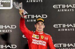 GP Abu Dhabi: interviste post-gara Ferrari