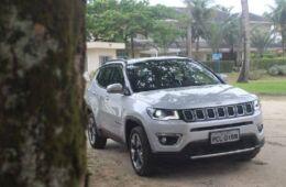 Jeep Compass: debutto con motore Firefly 1.3 da 180 cv?