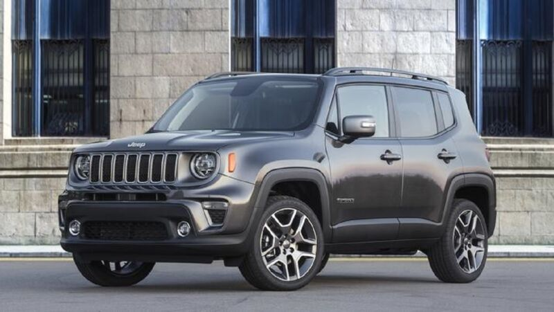 Jeep Renegade eletta l'auto più sicura del 2019