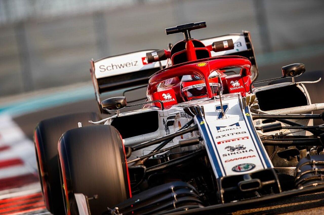 Alfa Romeo Racing GP Australia