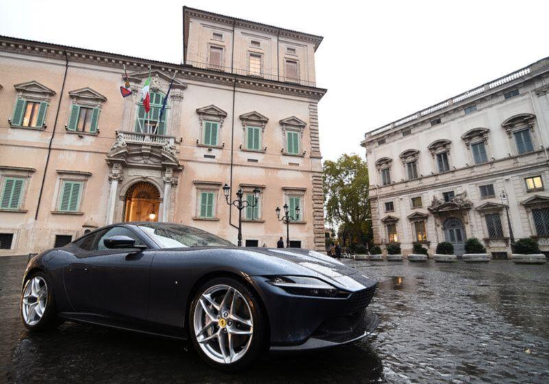 Ferrari entra a far parte dell'ACEA