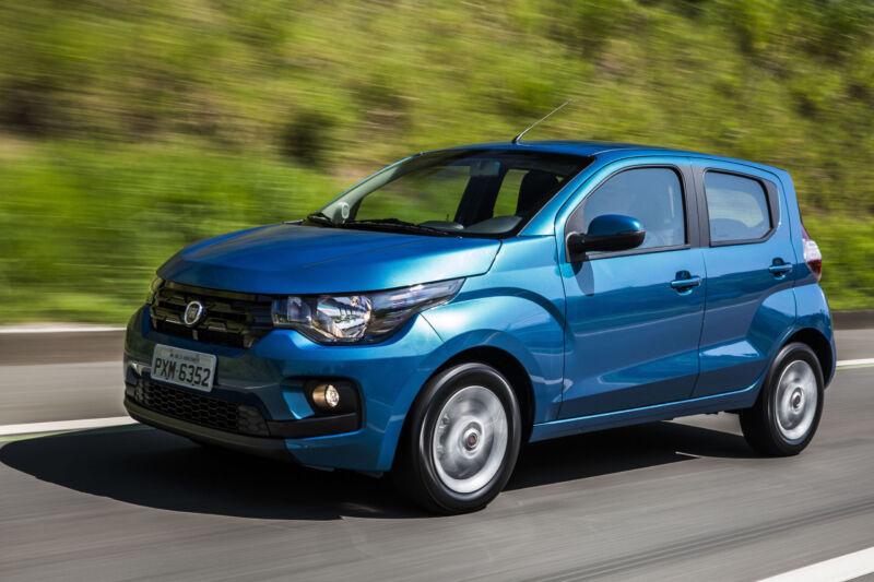 Fiat ferma la produzione di Argo e Mobi con cambio automatico