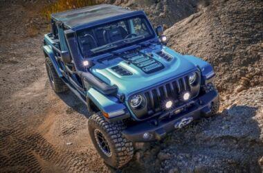 Mopar: in arrivo una versione in edizione limitata basata sulla Jeep