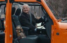 Jeep - Bill Murray