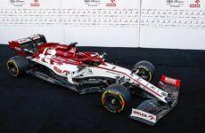 Alfa Romeo Racing: ecco la livrea 2020