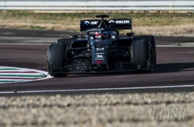 Alfa Romeo Racing: a Fiorano in pista la C39 del 2020