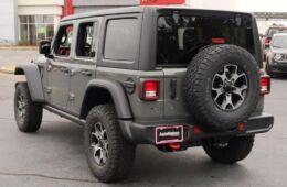 Jeep Wrangler EcoDiesel 2020 disponibile nei concessionari