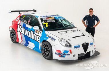 Caruso correrà con Alfa Romeo GRM nel TCR Australia