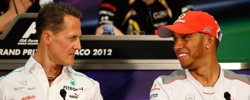"""Brawn: """"Schumacher e Hamilton entrambi di grande talento"""""""