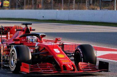 Vettel a favore di test in più posti e non solo a Barcellona