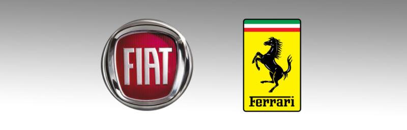 Ferrari e Fiat