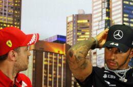 """Vettel: """"L'indagine sulla Power Unit Ferrari non influenzerà il rapporto con Hamilton"""""""