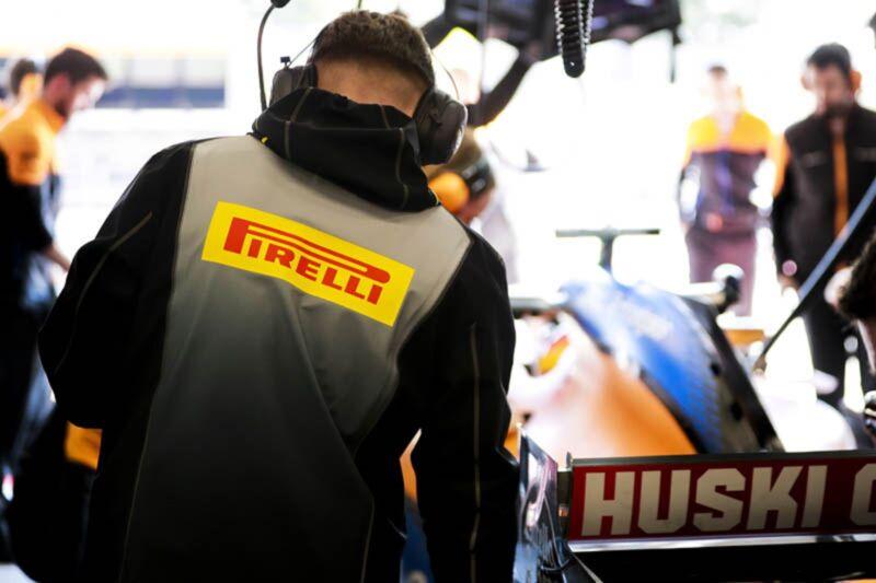 Ferrari Test Pirelli