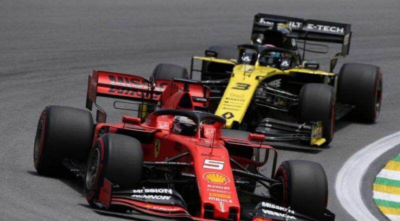 Vettel Renault