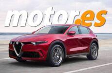 Alfa Romeo Rombo