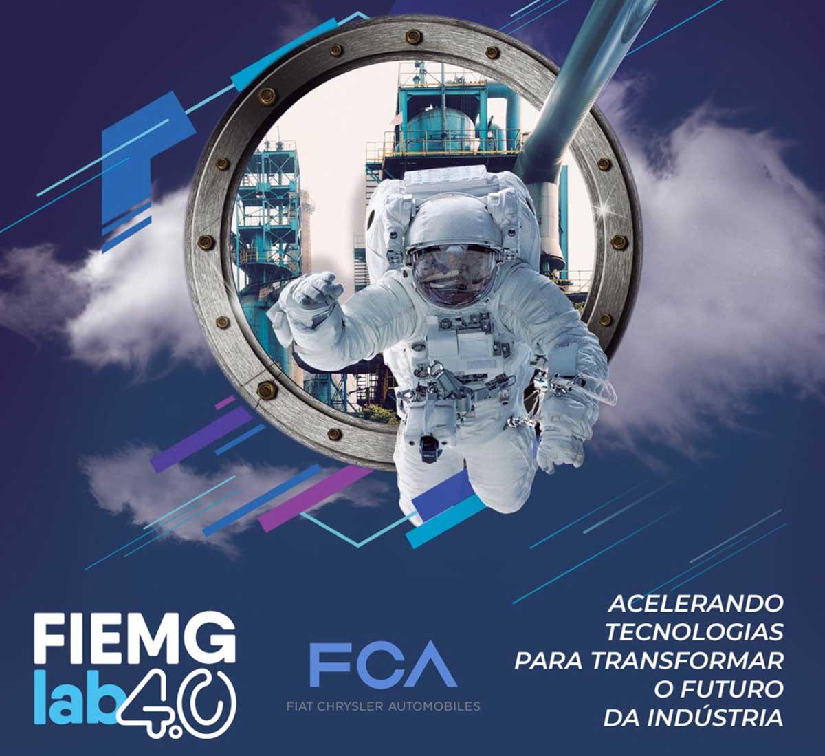Fiat CHrysler e Fiemg Lab
