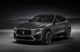 Maserati D-SUV