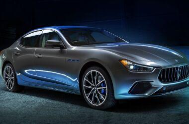 Nuova Maserati Ghibli Hybrid