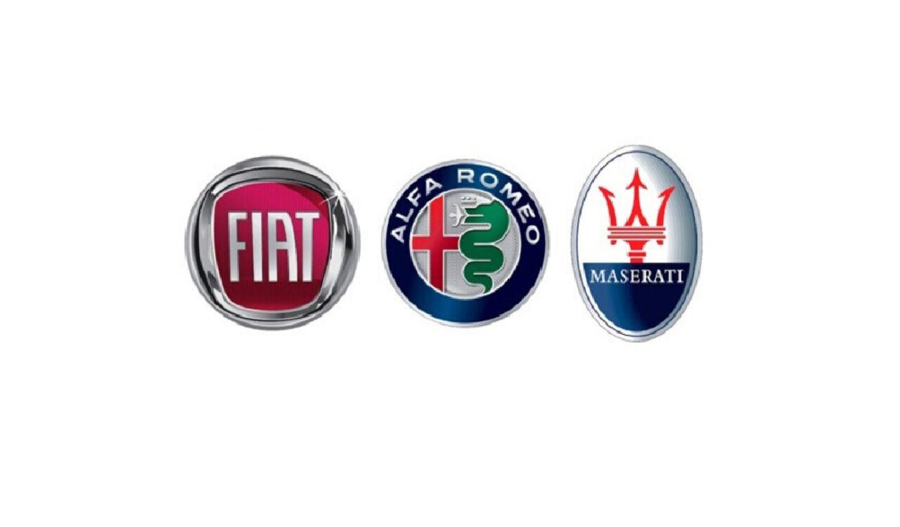 Alfa Romeo, Fiat e Maserati