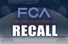 Fiat Chrysler richiamo