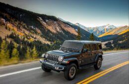 Jeep Wrangler eTorque