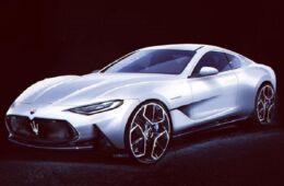 Nuova Maserati GranTurismo