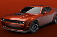 Pacchetto Dodge Challenger R T Scat Pack Shaker Widebody 2021