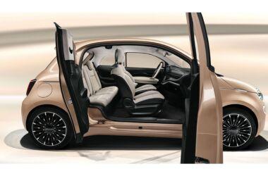 Fiat 500 3 +1