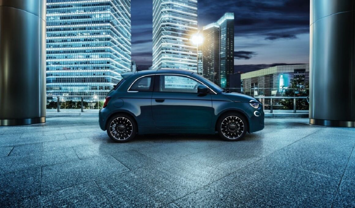 Fiat 500 Action