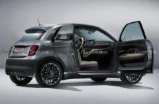 Fiat 500 Trepiuno