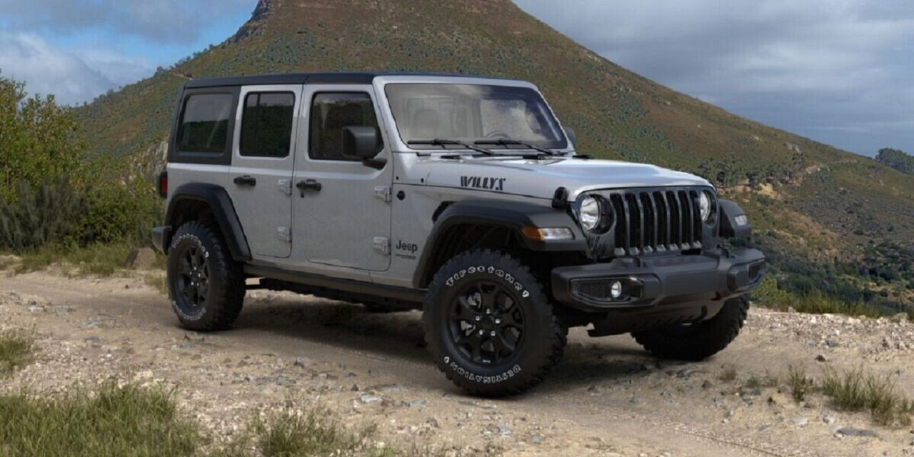 Jeep Wrangler Willys Edition 2021