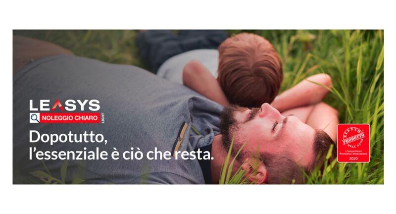 Leasys Noleggio Chiaro
