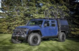 Jeep Gladiator Top Dog