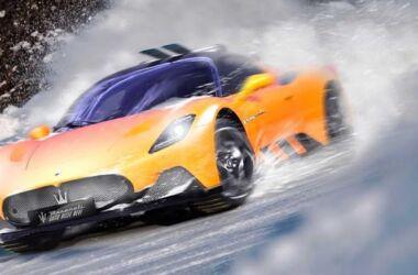 Maserati MC20 Gatto delle Nevi