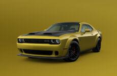 Dodge Challenger Gold Rush
