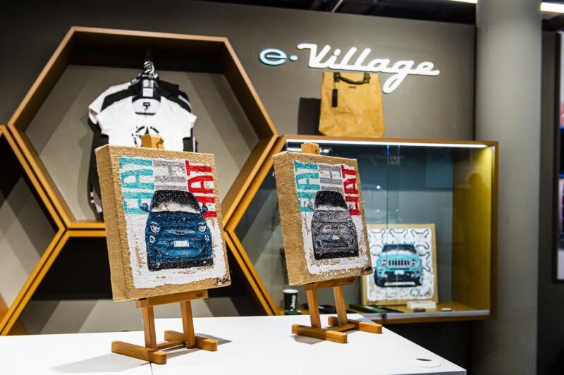 FCA e-Village