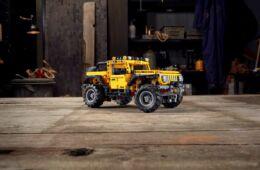 Jeep Wrangler LEGO Technic
