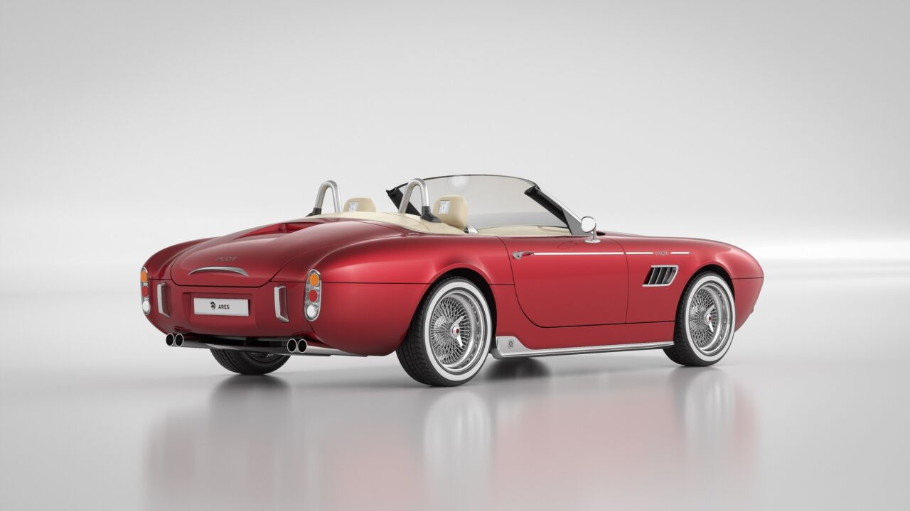Wami Lalique Spyder by Ares Design