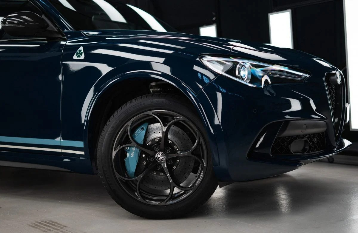 Alfa Romeo Stelvio Quadrifoglio By Garage Italia