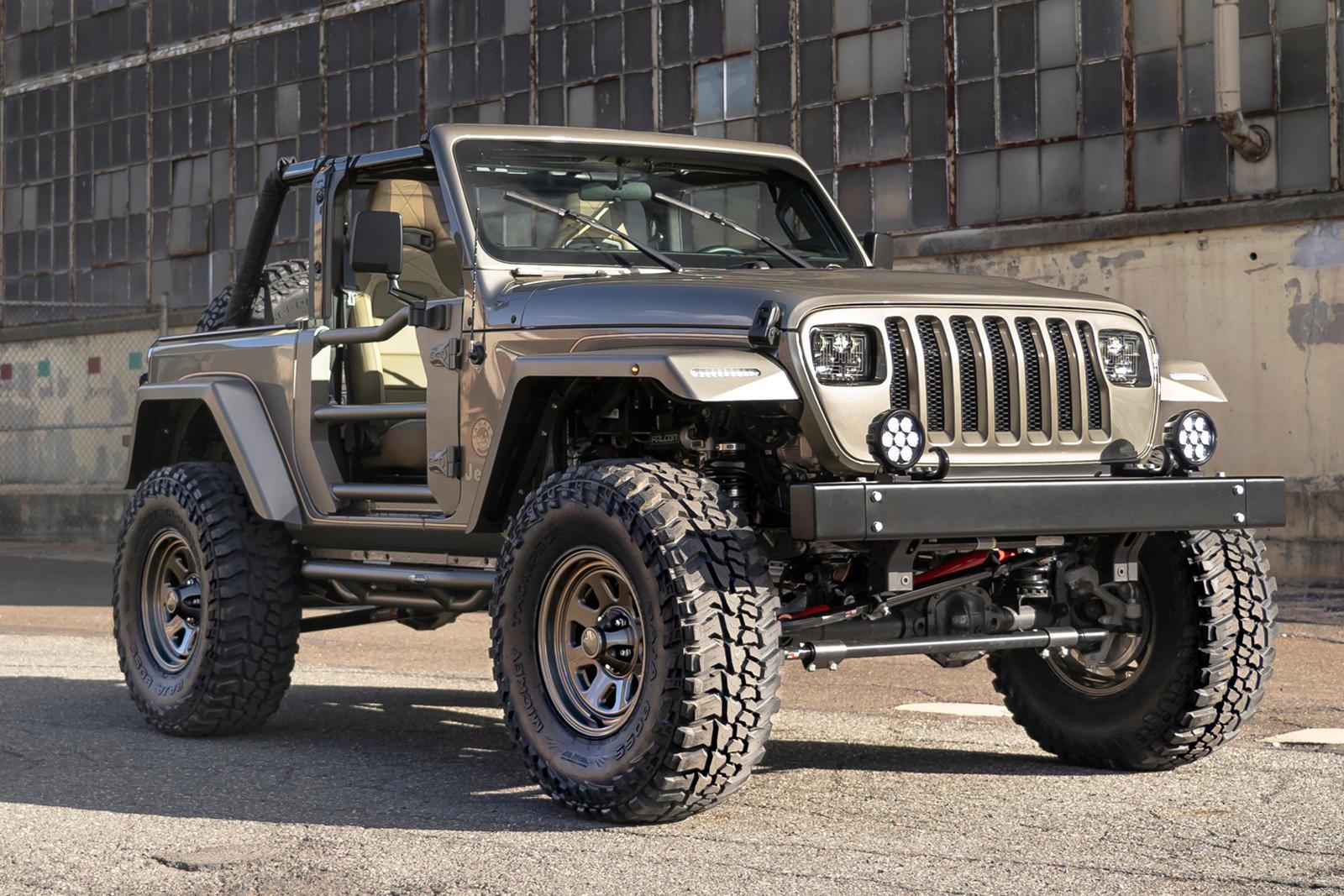 Jeep Wrangler YJL