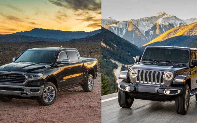 Jeep e Ram
