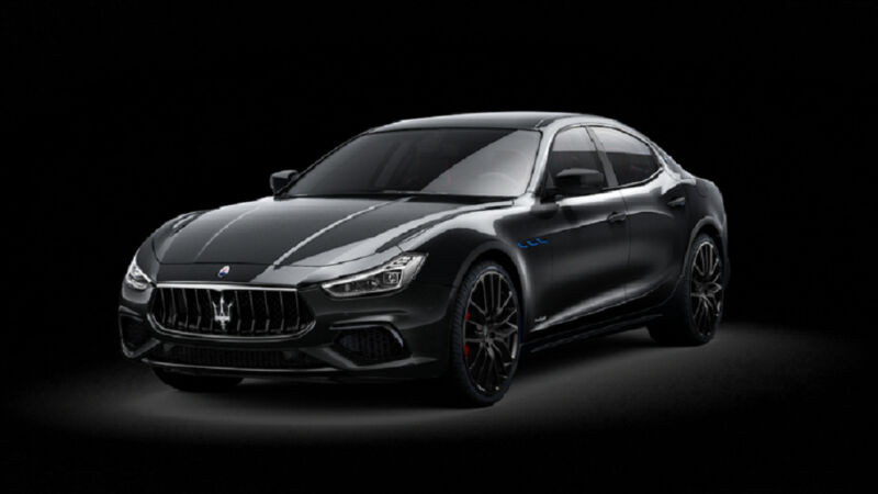 Maserati Ghibli Sportivo X