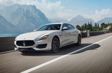 Maserati Quattroporte folgore