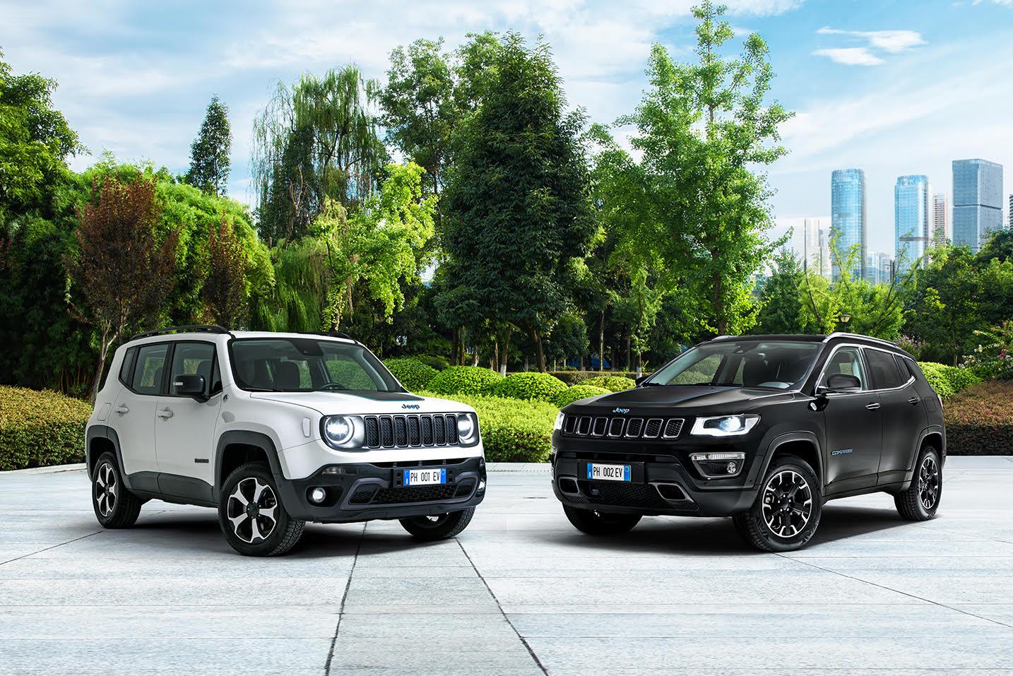 jeep novità 2021