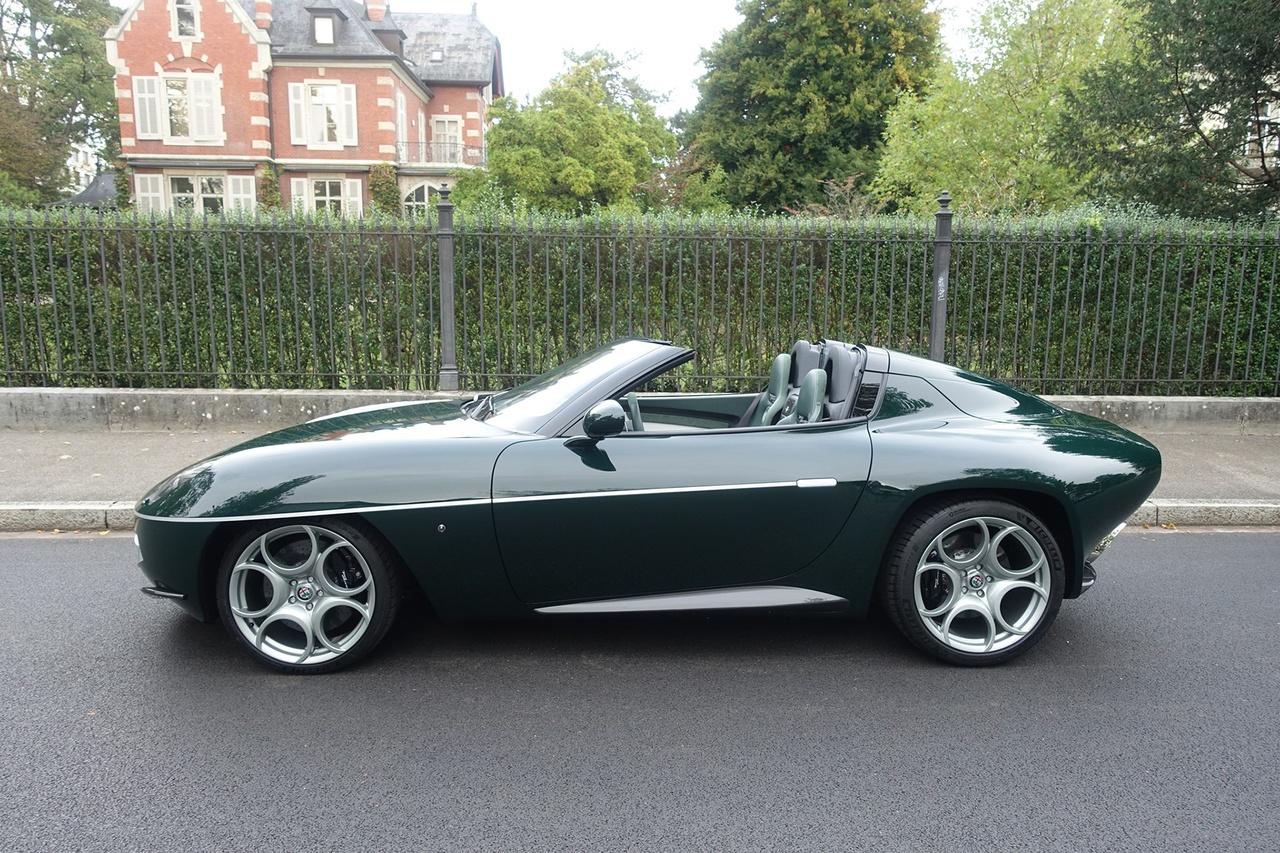 Alfa Romeo Disco Volante Spyder 1