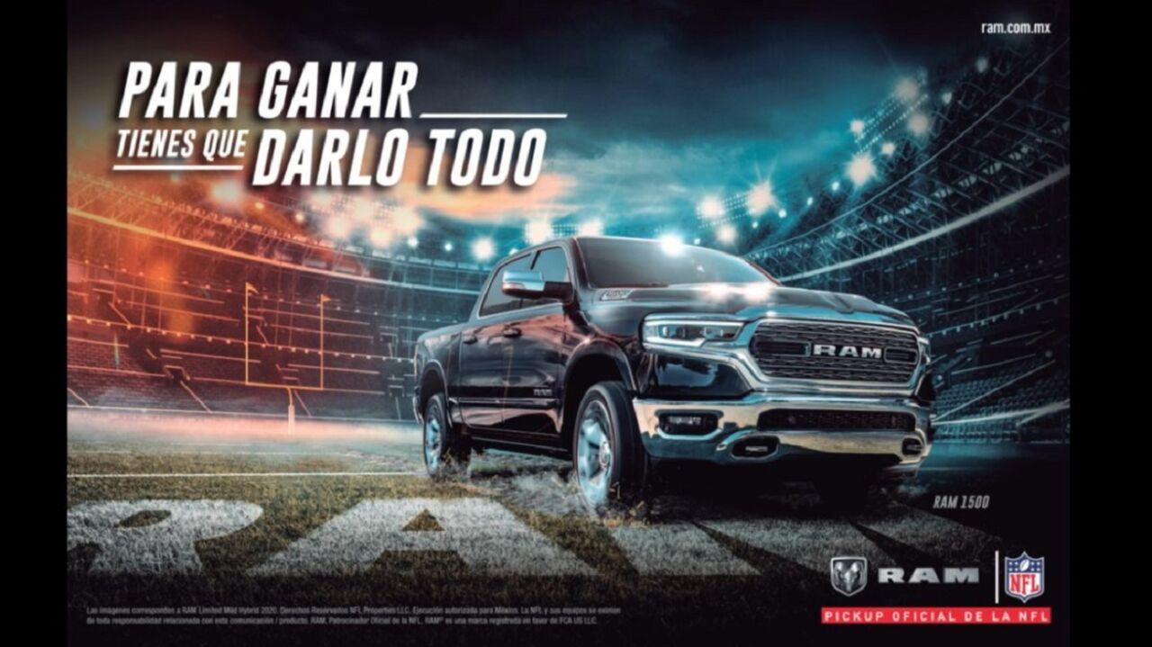 Dodge e Ram NFL