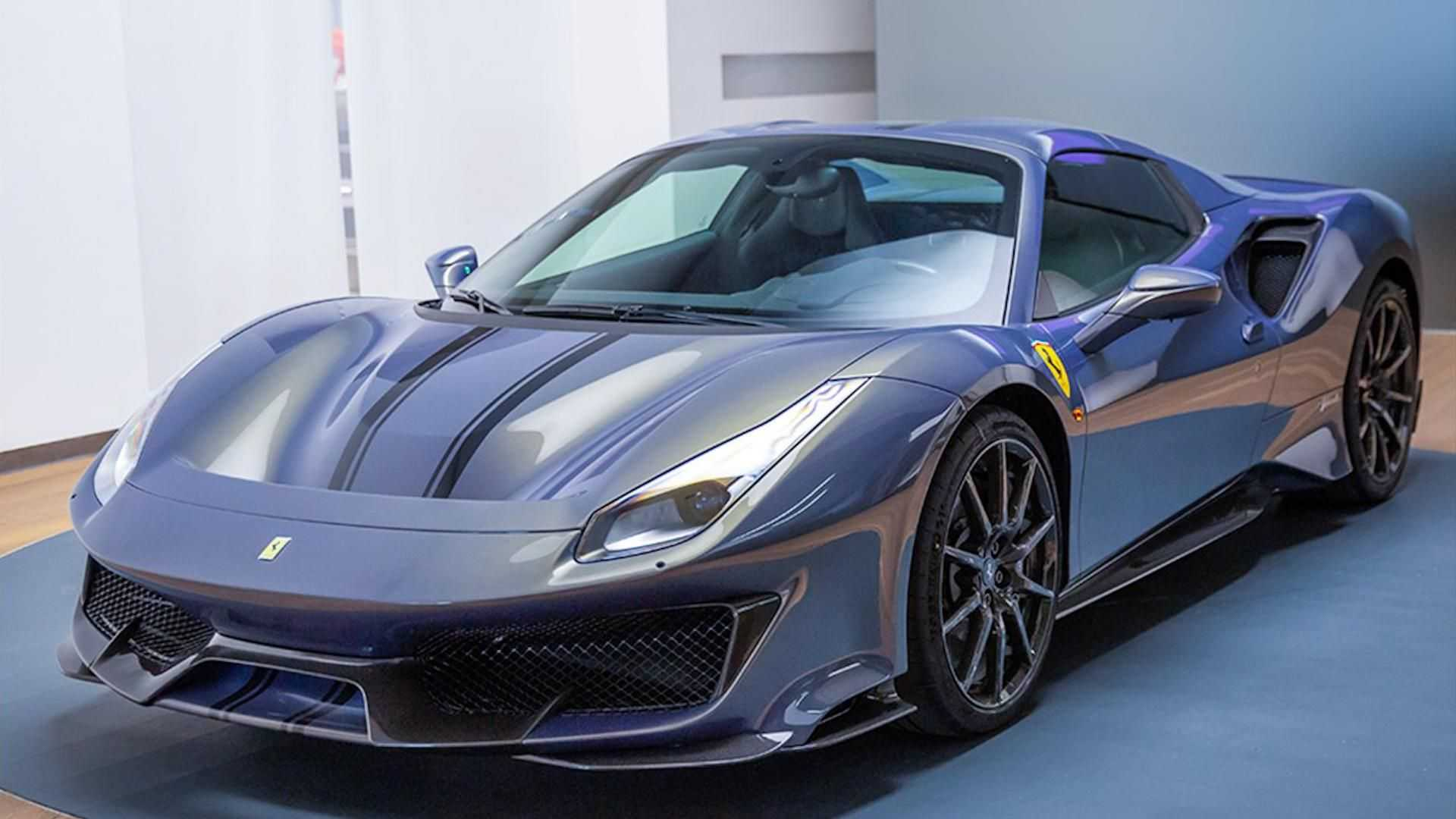 Ferrari 488 Spider by Tailor Made